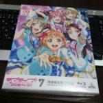 「ラブライブ!サンシャイン!!」BD7巻(特装限定版)を買いました。